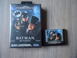 Batman Returns Sega Mega Drive (M.2.1)