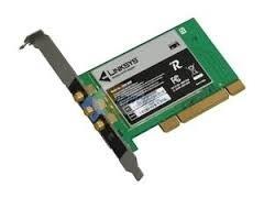 Linksys Wireless - N PCI Adapter WMP300N