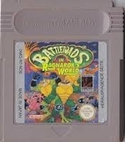 Battletoads in Ragnarok's World Nintendo Gameboy GB / Color / GBC / Advance / GBA (B.5.1)