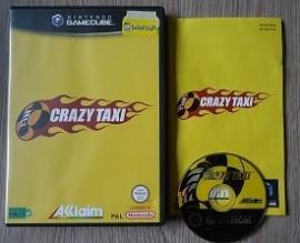 Crazy Taxi - Nintendo Gamecube GC NGC  (F.2.1)