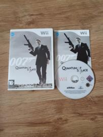 007 Quantum of Solace  - Nintendo Wii  (G.2.1)