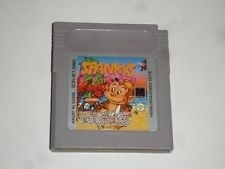 Spanky's Quest - Nintendo Gameboy GB / Color / GBC / Advance / GBA (B.5.1)