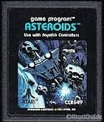 Asteroids - Atari 2600  (L.2.3)
