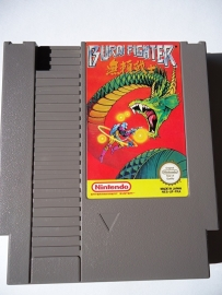 Burai Fighter Nintendo NES 8bit (C.2.2)