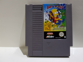 The Simpsons Bart vs. the World - Nintendo NES 8bit - Pal B (C.2.3)