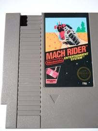 Mach Rider Nintendo NES 8bit (C.2.1)