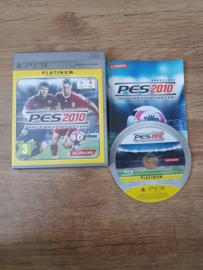 Pro Evolution Soccer 2010 Platinum  - Sony Playstation 3 - PS3