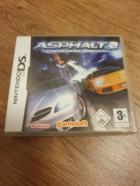 Asphalt 2 Urban GT - Nintendo ds / ds lite / dsi / dsi xl / 3ds / 3ds xl / 2ds (B.2.1)