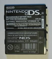 Accu Batterij Nintendo DS - Fat