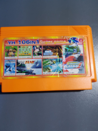 Famicom YH 106 in 1 Super game (C.2.8)