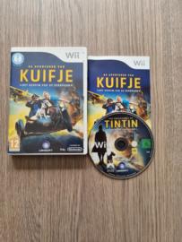 De Avonturen van Kuifje Het Geheim van de Eenhoorn  - Nintendo Wii  (G.2.1)