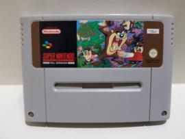 Taz Mania - Super Nintendo / SNES / Super Nes spel 16Bit (D.2.8)