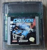 Driver - You are the Wheelman  - Nintendo Gameboy Color - gbc (B.6.1)