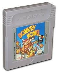 Donkey Kong Nintendo Gameboy GB / Color / GBC / Advance / GBA (B.5.1)