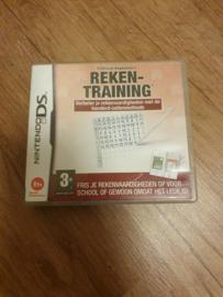 Professor Kageyama's Rekentraining - Nintendo ds / ds lite / dsi / dsi xl / 3ds / 3ds xl / 2ds (B.2.3)
