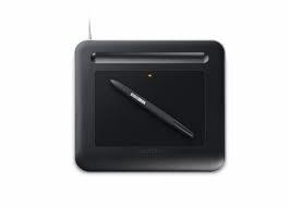 Wacom Bamboo One CTE-460/K incl stylus pen - gebruikt