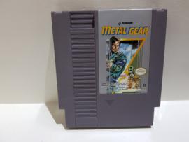 Metal Gear - Nintendo NES 8bit - Pal B (C.2.3)