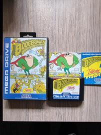 Boogerman A Pick and Flick Adventure Sega Mega Drive (M.2.4)