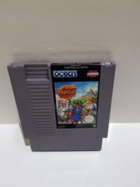 Prince Valiant - Nintendo NES 8bit - Pal B (C.2.2)