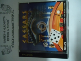 Ceasars - World of Gambling Philips CD-i  (N.2.1)