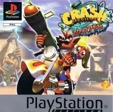 Crash Bandicoot 3 Warped Platinum - Sony Playstation 1 PS1 PSone