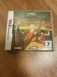 Avatar the legend of aang - the burning earth - Nintendo ds / ds lite / dsi / dsi xl / 3ds / 3ds xl / 2ds (B.2.4)