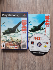 1945 1 & 2 The Arcade Games - Sony Playstation 2 - PS2  (I.2.4)