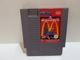 McDonaldland - Nintendo NES 8bit - Pal B (C.2.1)