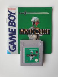 Mystic Quest  Nintendo Gameboy GB / Color / GBC / Advance / GBA (B.5.2)
