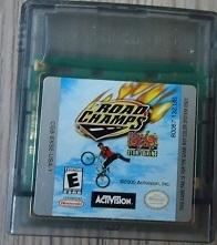 Road Champs - BXS Stunt Biking - Nintendo Gameboy Color - gbc (B.6.1)