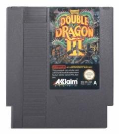 Double Dragon III: The Sacred Stones Nintendo NES 8bit (C.2.4)