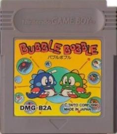 Bubble Bobble - Japanse Versie - Nintendo Gameboy GB / Color / GBC / Advance / GBA (B.5.1)