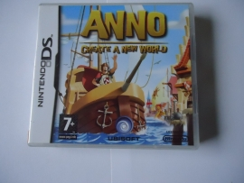Anno Create a New World - Nintendo ds / ds lite / dsi / dsi xl / 3ds / 3ds xl / 2ds (B.2.1)