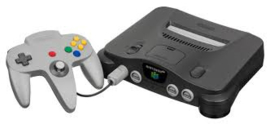 Nintendo 64 N64 Console Startset met Mario 64
