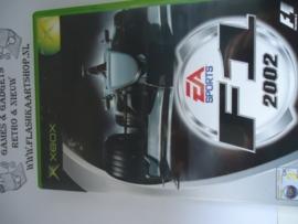 F1 2002 - Microsoft Xbox