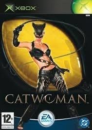 Catwoman - Microsoft Xbox