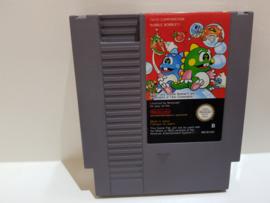 Bubble Bobble - Nintendo NES 8bit - Pal B (C.2.1)