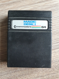 Magic Desk 1 - Commodore 64 (T.1.1)