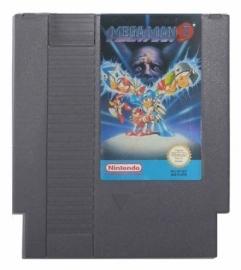 Mega Man 3 Nintendo NES 8bit (C.2.4)