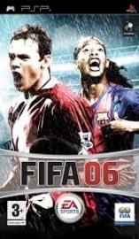 FIFA 06 - PSP - Sony Playstation Portable