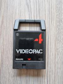 Philips Videopac 4 Air-Sea War en Battle (O.1.1)