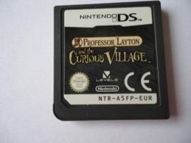 Professor Layton and the Curious Village - Nintendo ds / ds lite / dsi / dsi xl / 3ds / 3ds xl / 2ds