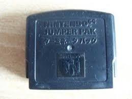 Nintendo 64 N64 - Jumper Pak (E.3.1)
