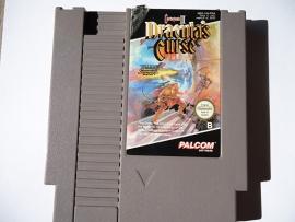 Castlevania III Dracula's Curse Nintendo NES 8bit (C.2.5)