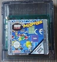 M&M`s Mini Madness  - Nintendo Gameboy Color - gbc (B.6.1)