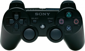 Sony Playstation 3 controller (2e Hands) zwart