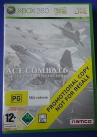 Ace Combat 6 Fires of Liberation - Microsoft Xbox 360