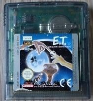 E.T. Nintendo Gameboy Color GBC (B.6.1)