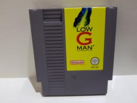 Low G Man The Low Gravity Man - Nintendo NES 8bit - Pal B (C.2.5)