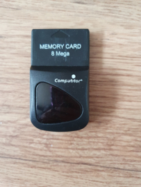 Computitor Memory Card 8Mega Sony Playstation 1 PS1(H.3.1)